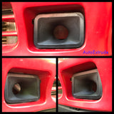 MK3 Supra - Fog Lamp Delete or Brake Duct