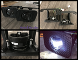 MK3 Supra - LED Fog Lamp Kit (YR: 89 - 92)