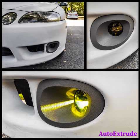 SC300/400/Soarer - LED Fog Lamp Kit (97+ Bumpers ONLY)