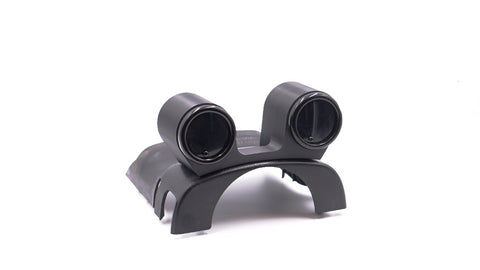 "MR2 (SW20) Steering Wheel Dual Gauge Pod (""Mini"" Version 2)"