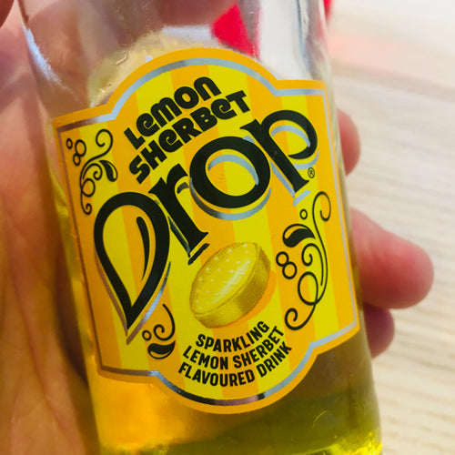 Lemon Sherbet Drop Drink