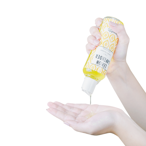 Lemon Lavender Tropicalola cleanser