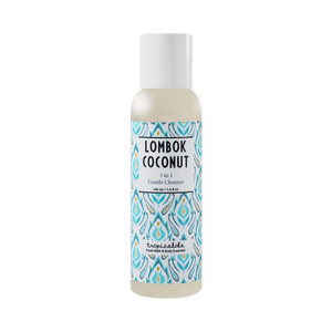 Lombok Coconut 3 in 1 Cleanser ( Face, Hair and Body )