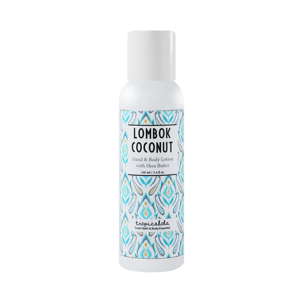 Lombok Coconut Hand & Body Lotion 100ml