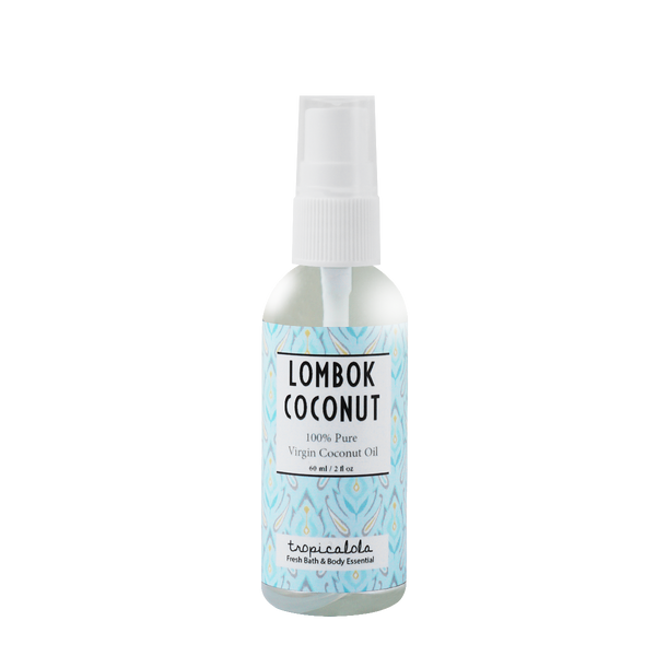 Lombok Coconut Oil