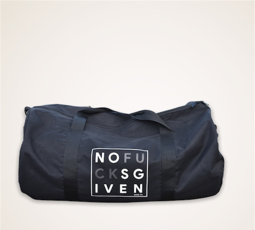 No Fucks Given Duffle Bag