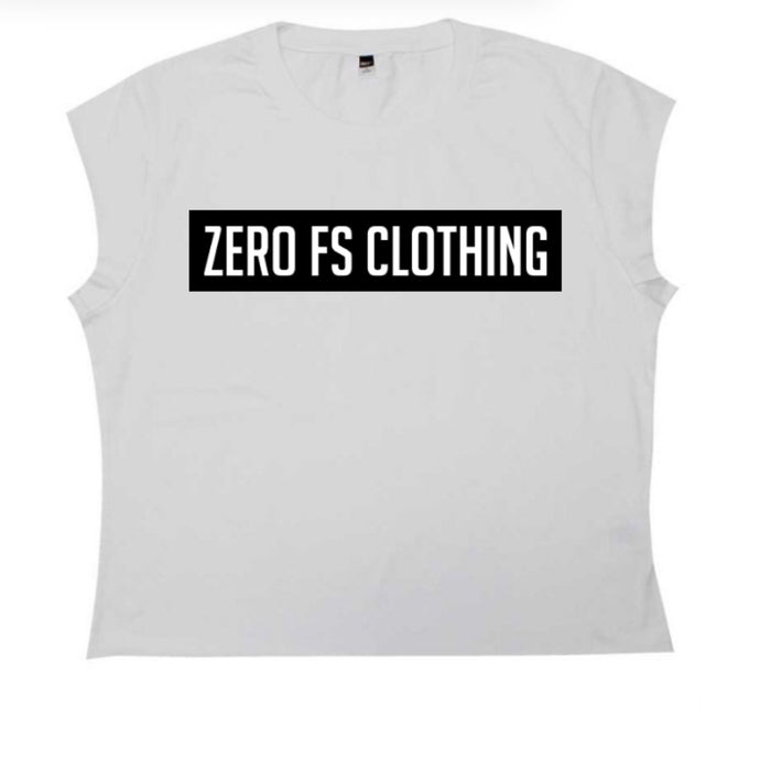 Zero Fs Clothing Crop Tee