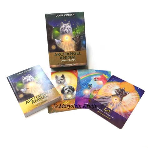 Archangel Animal Oracle Cards