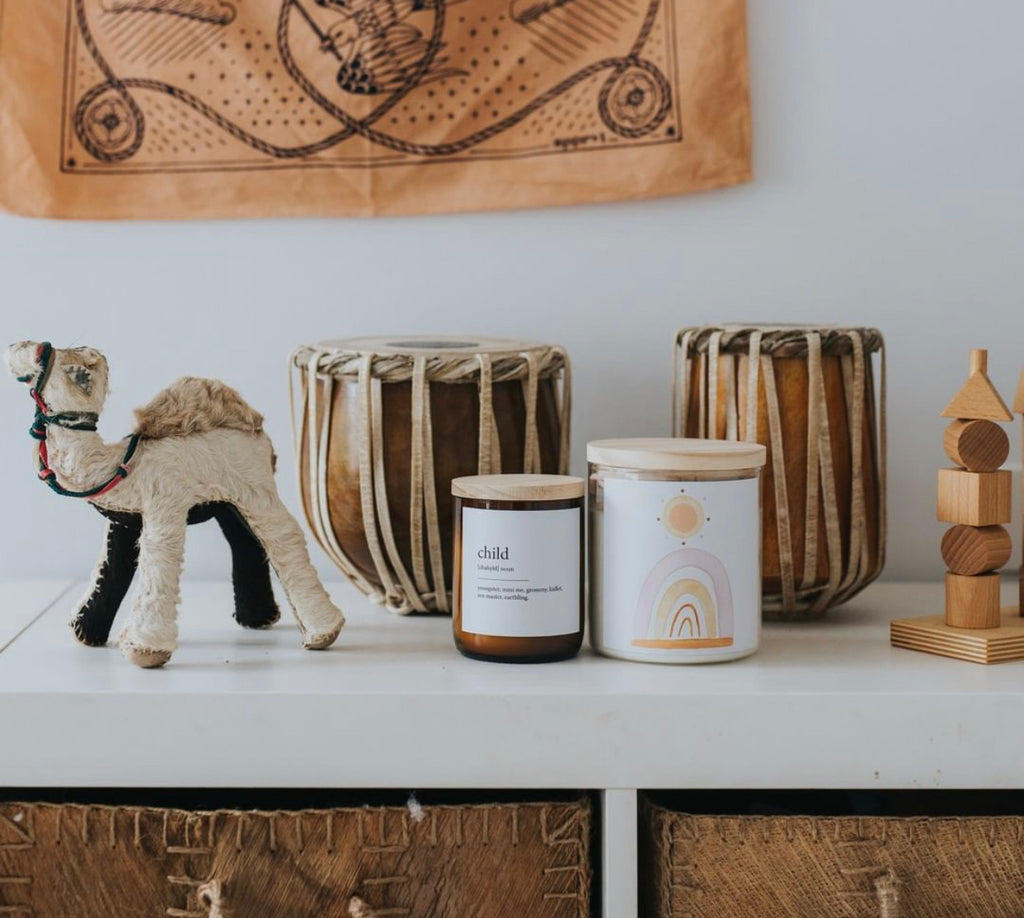 WILD & FREE CANDLE BY NATALIE JADE