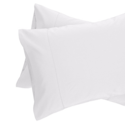 100% Organic Bamboo Pillowcase 400 Thread Count - 2 Pack