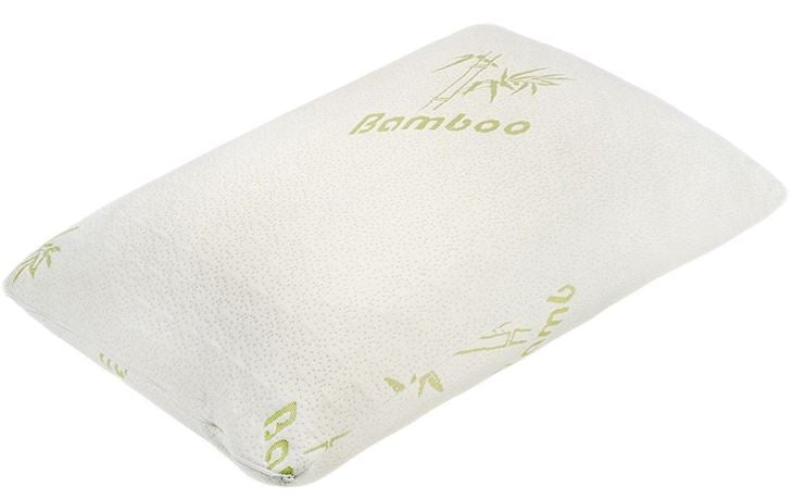 Bamboo Pillow - Advanced Shredded Memory Foam