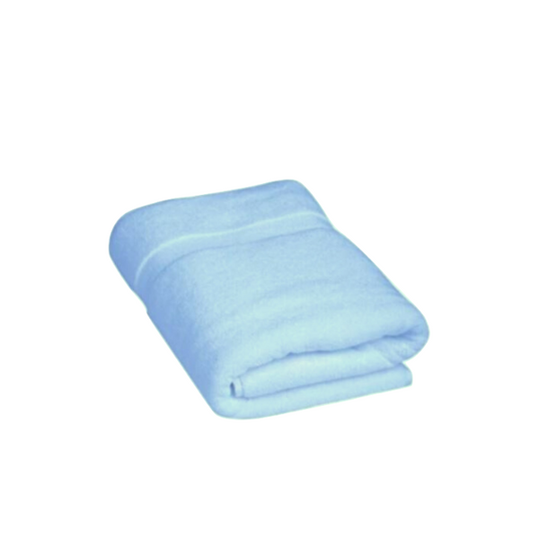 100% Bamboo Bath Towel - Blue