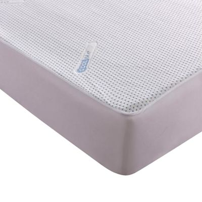 COOLMAX® Waterproof Mattress Protector - Fitted