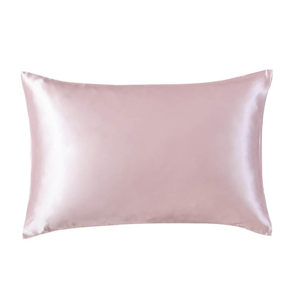 Pure Silk Pillowcase - Pink