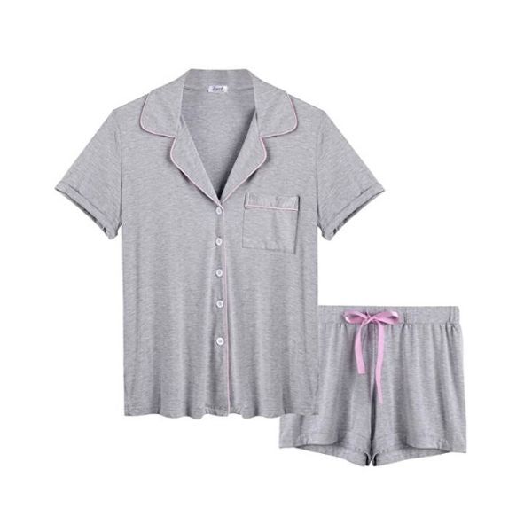 Classic 2 Piece Pyjamas Short Set