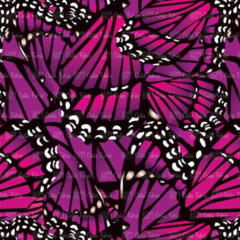 Berry Butterfly Wings