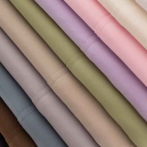 Microfiber Sheet Set Color Closeup
