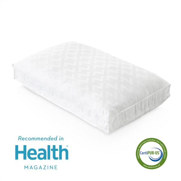 Gel Convolution Pillow