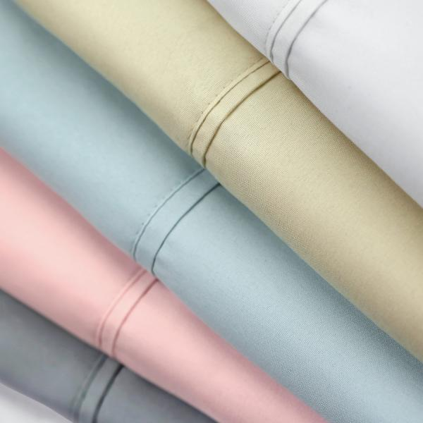 Microfiber Sheet Set color closeups