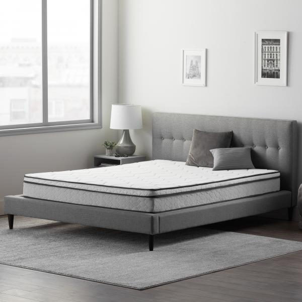 Simple 8 Plush Hybrid Pillowtop Mattress