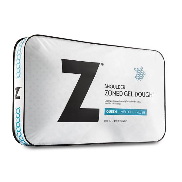 Shoulder Zoned Gel Dough Pillow