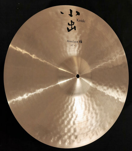 KOIDE CYMBAL Absolute Series 20