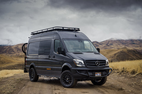 SYNC's Conversions Create the Ultimate Travel Van
