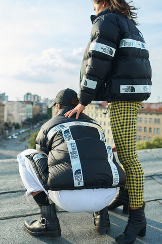 5dc628420171 The North Face highlights Limited Nuptse Jacket for Pinnacle Project