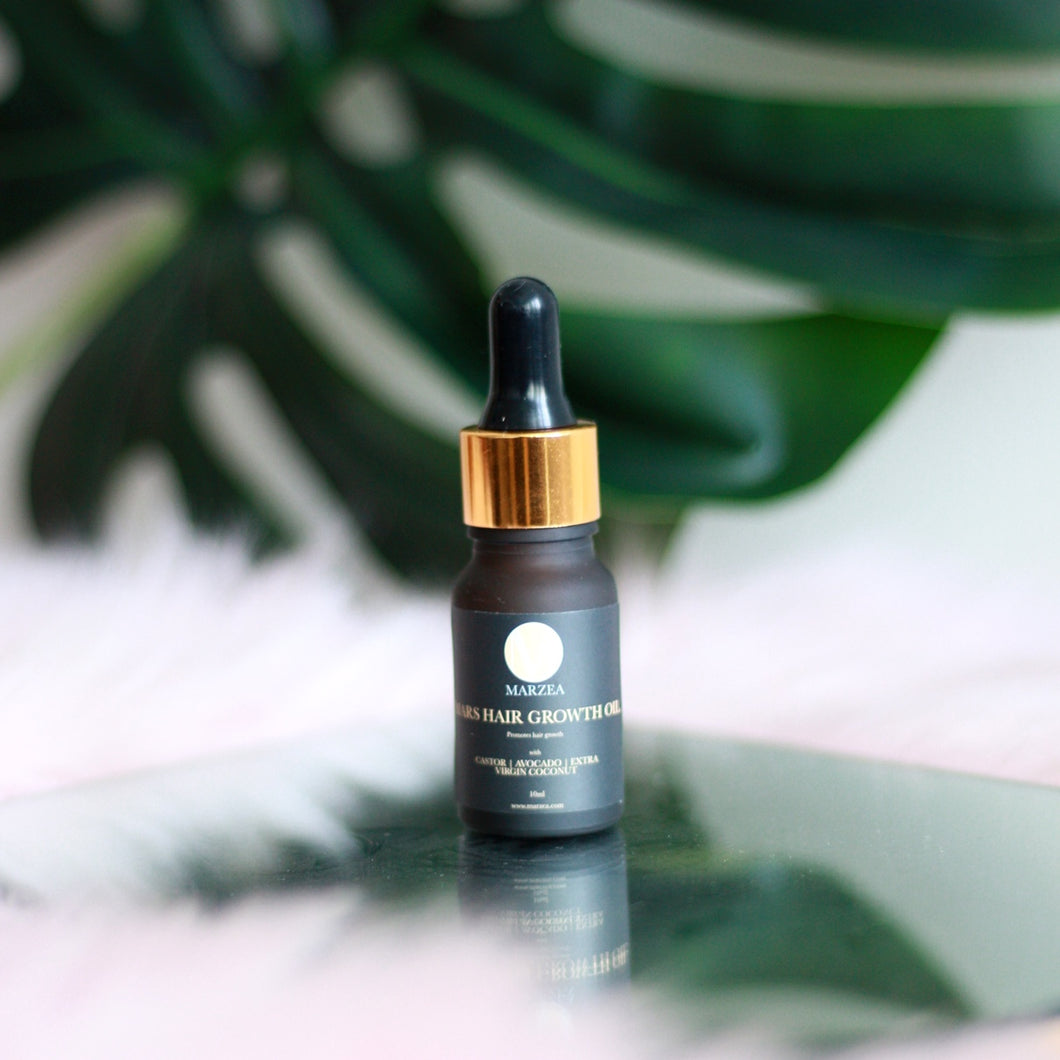 MARS Hair Growth Oil