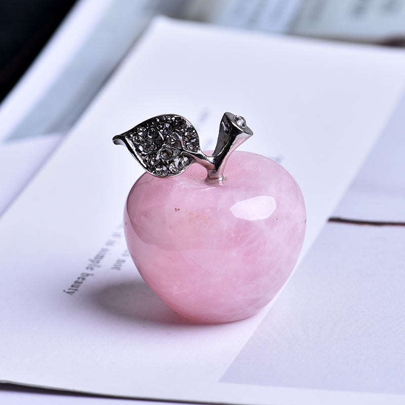 Rose Quartz Love Apple