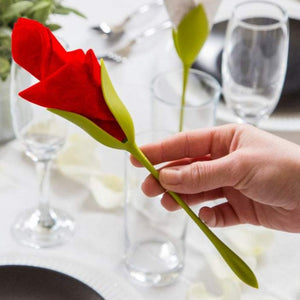 Flower Napkin Holder 4-Pack