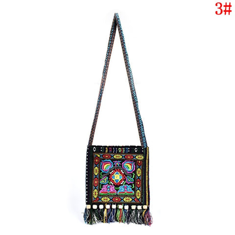 Image of Thai Embroidered Handbag