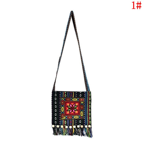 Thai Embroidered Handbag