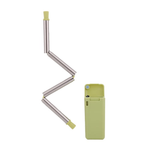 Image of Reusable Foldable Straw