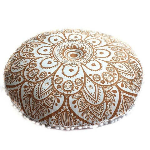 Image of Mandala Meditation Cushion