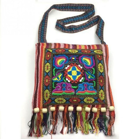 Image of Vintage Ethnic Shoulder Bag