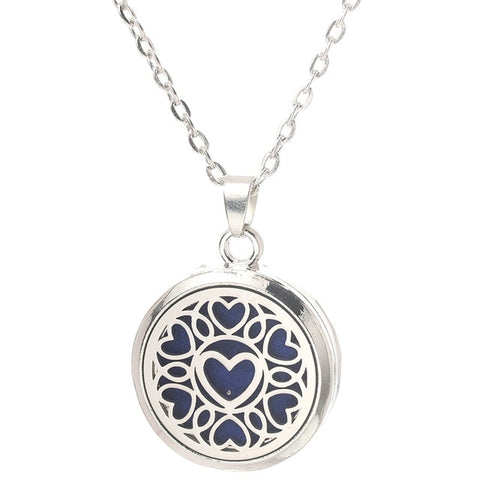Image of Aromatherapy Essential Oil Diffuser Necklace