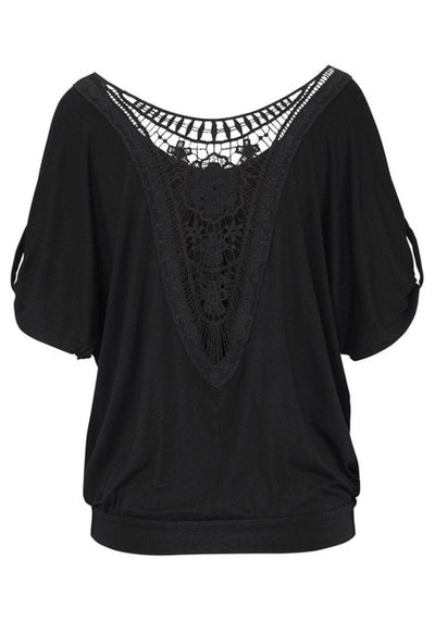 Womens Fashion Embroidered Shirt