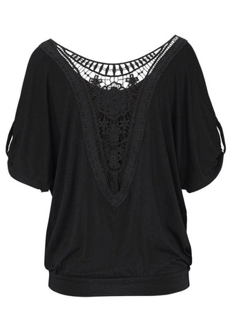 Image of Womens Fashion Embroidered Shirt
