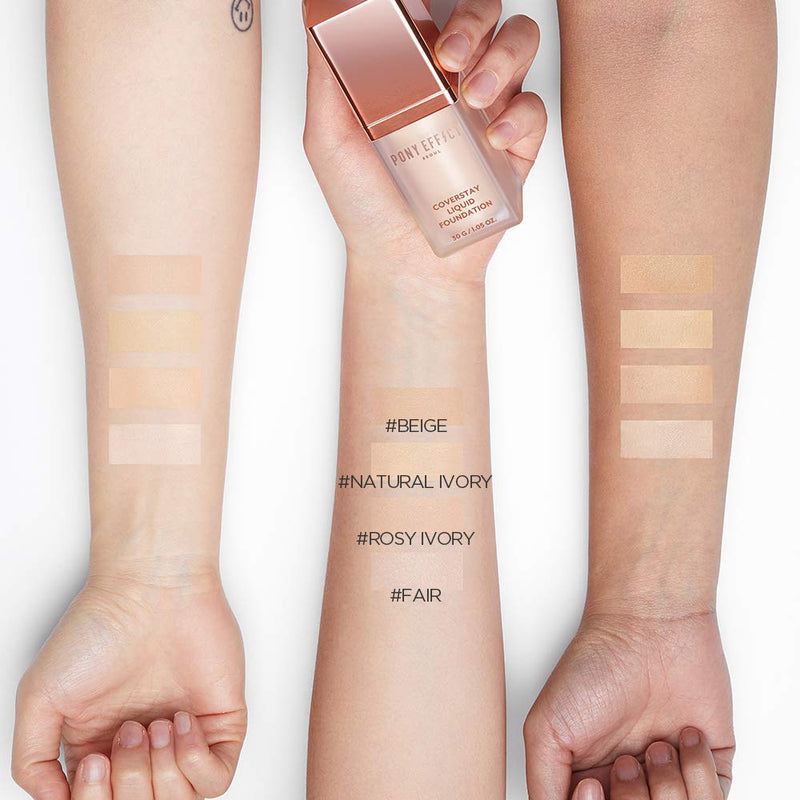 Coverstay Liquid Foundation