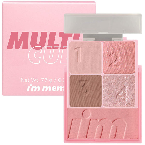 Multi Cube 3 -   - Eyeshadows - I'M MEME Memebox