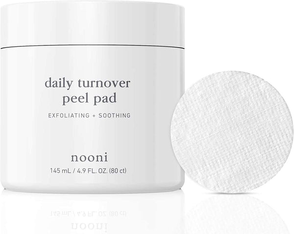 Daily Turnover Peel Pad