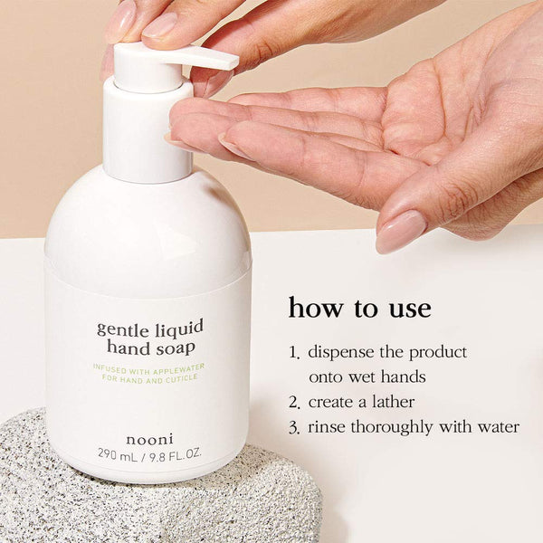 Gentle Liquid Hand Soap