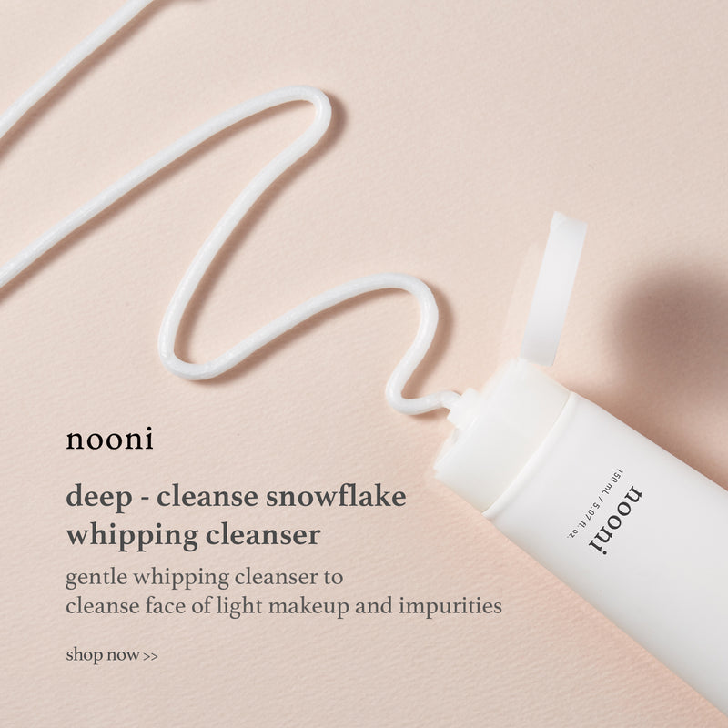 Snowflake Whipping Cleanser -   - Cleansers - NOONI Memebox