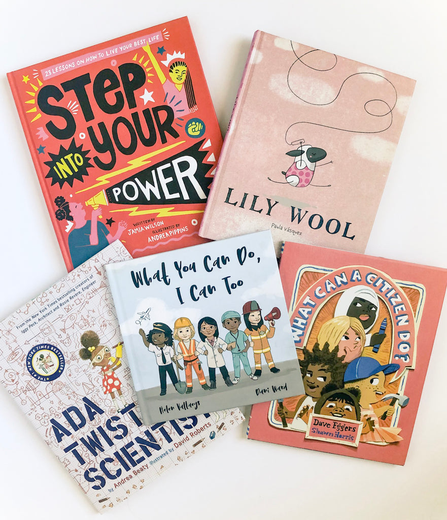 5 Books to Empower Your Littles