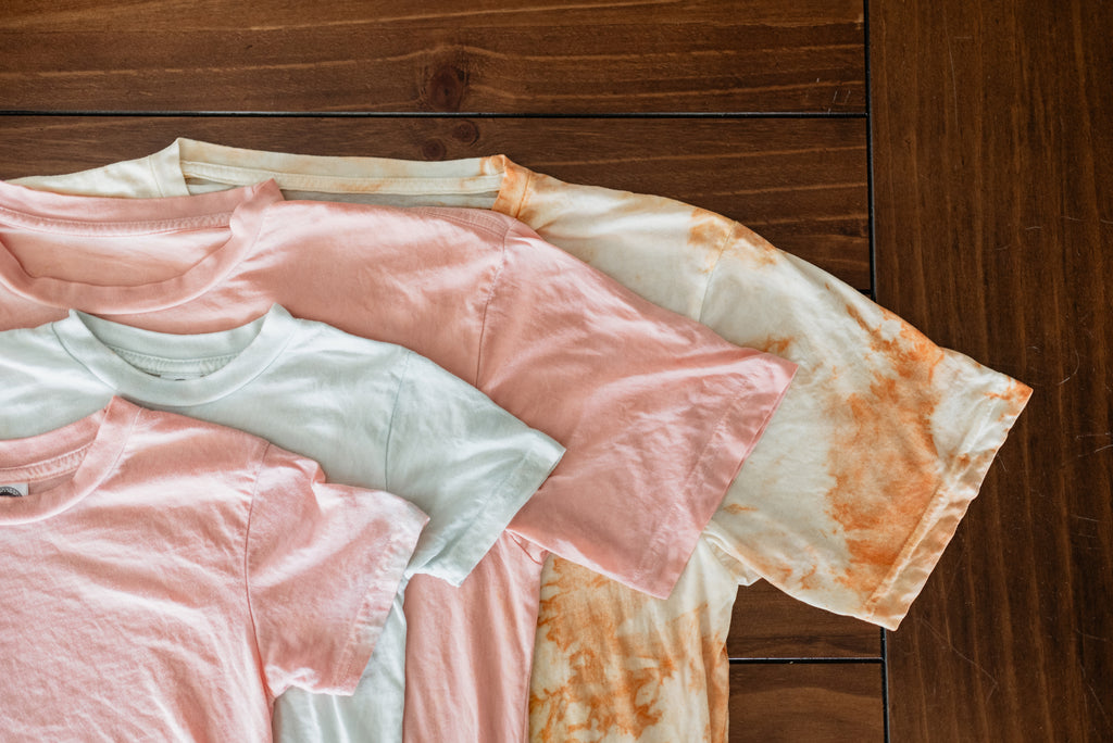 Live Colorfully: A Look at Natural Garment Dyes