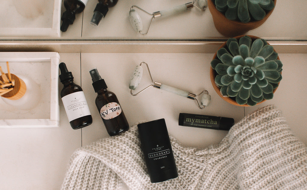 Four Clean Beauty Tips from Brewing Up Style