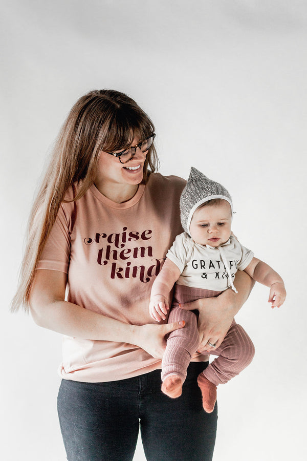 Raise Them Kind | Unisex - Polished Prints