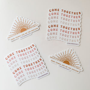 Come Together - Polished Prints