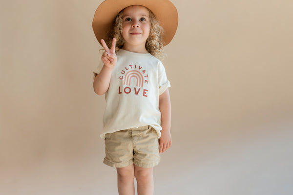 Cultivate Love | Kids - Polished Prints